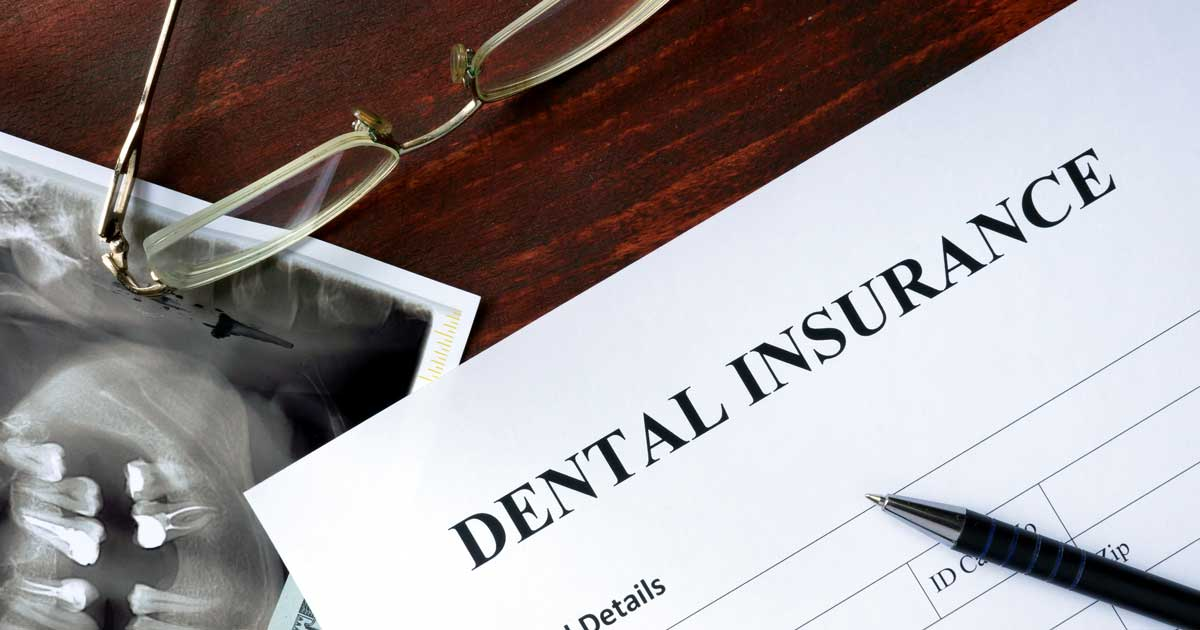 Dental Insurance Form and Dental XRay
